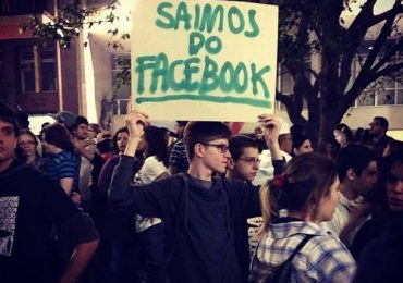 Relação das Redes Sociais nos Protestos