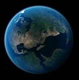 Pangeia, o super continente