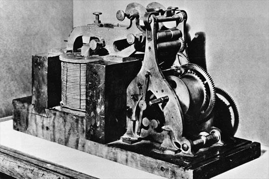 A Invenção do Telégrafo