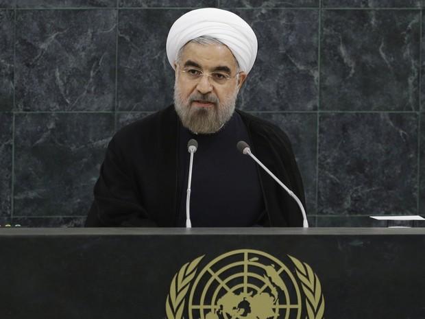 Aproximação do Irã com Ocidente em 2013
