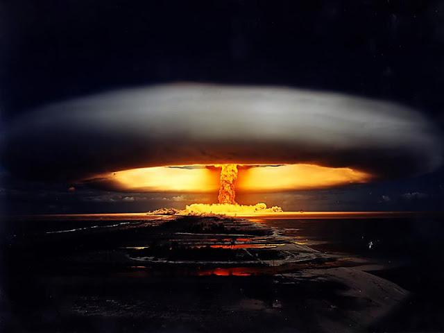 Tsar Bomb - Bomba Rei