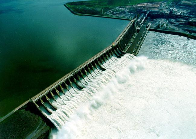 Qual impacto de uma usina hidrelétrica?